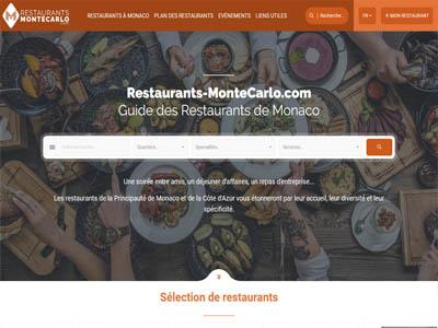Restaurants in Monaco